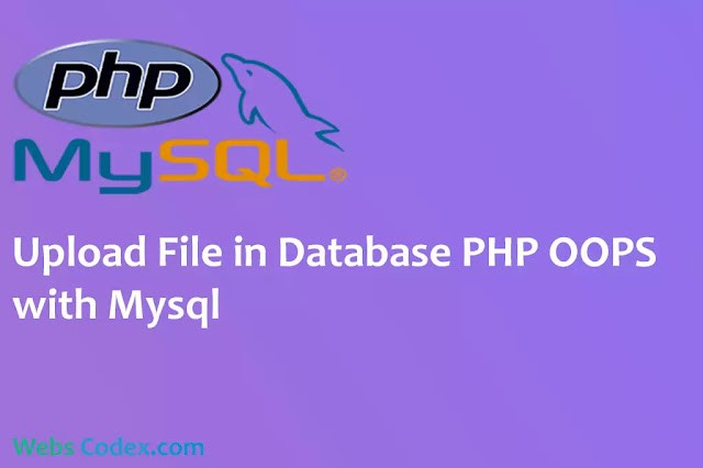 Read more about the article Upload and display image from database using PHP Mysql oops concept.